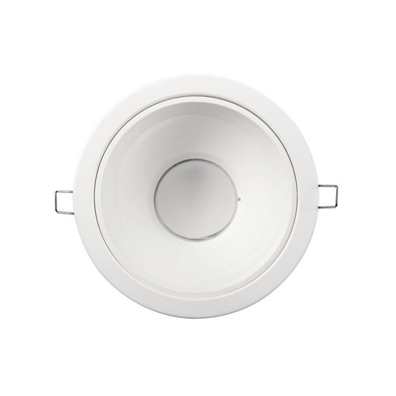 Spot incastrat Eco GE Lighting, 24 W, lumina naturala