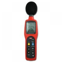 Decibelmetru digital UNI-T UT352, memorie, afisaj LCD, alimentare AA