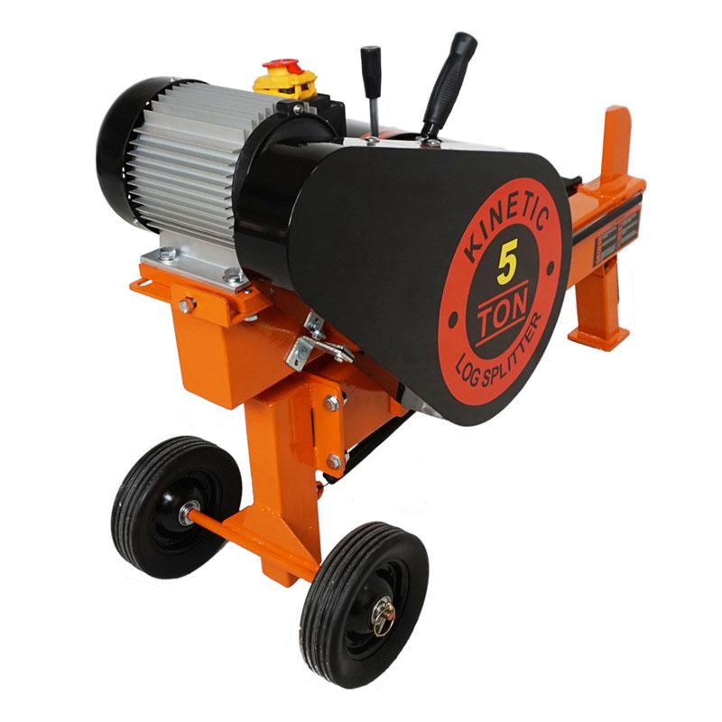 Despicator cinetic busteni ProGarden BT-EK5, 230 V, 1.5 kW, forta despicare 5 tone, motor monofazat, maxim 280 mm