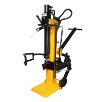 Despicator electrohidraulic busteni ProGarden 65712, 400 V, 3.3 kW, forta despicare 12 tone, busteni 1040 x 300 mm maxim
