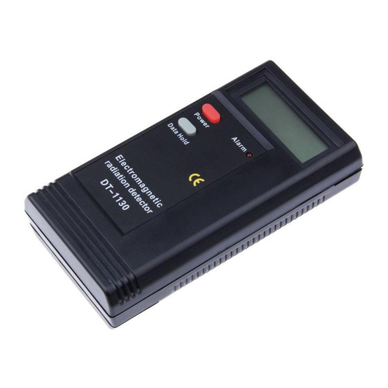 Detector de radiatii electromagnetice DT-1130, model compact 2021 shopu.ro