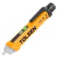 Detector de tensiune fara contact CAT 3 Tolsen, 12-1000 V, mod alarma