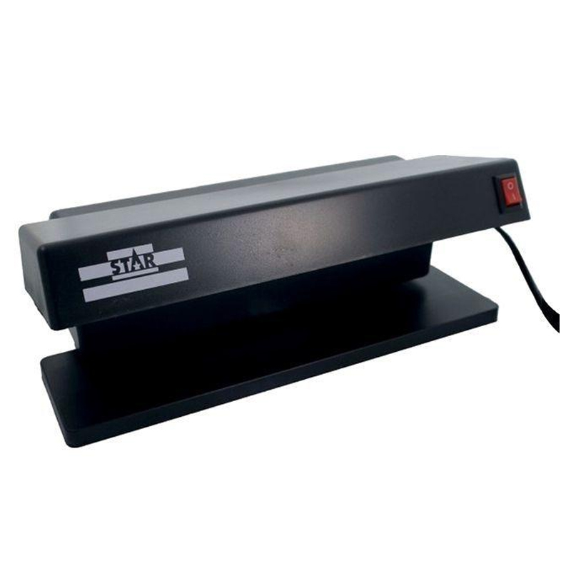 Detector multifunctional de bancnote Star TK-2028, 6 W x 2, Negru 2021 shopu.ro