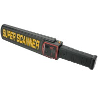 Detector portabil de metale scanner MD-3003B1, LED, sensibilitate ajustabila