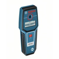 Detector de metale Bosch, 100 mm, 1 x 9 V baterie 6LR61, deconectare automata 5 minute, IP54, curea de mana inclusa