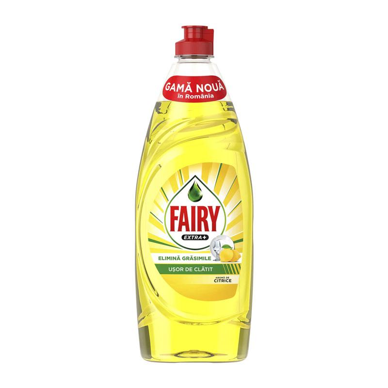 Detergent de vase Fairy Extra Citrus, 900 ml 2021 shopu.ro