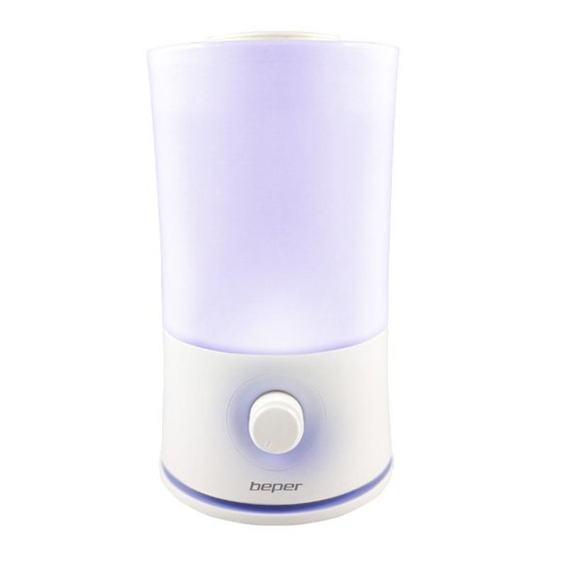 Difuzor de arome Beper, 30 W, 2.4 l, 130 ml/h, LED 2021 shopu.ro