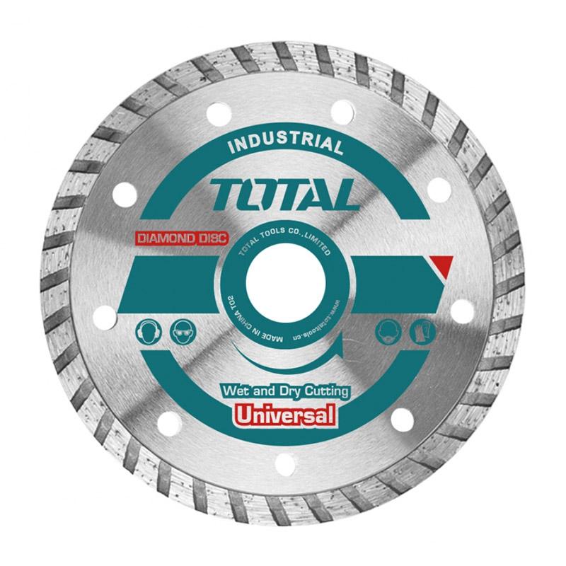 Disc debitare beton Total Industrial, 230 mm