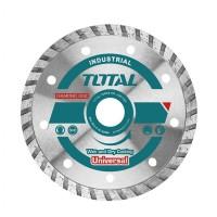 Disc debitare beton Total Industrial, 125 mm