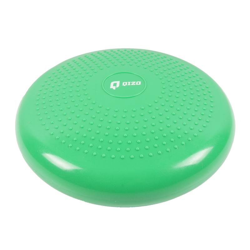 Disc echilibru pentru fitness Qizo, PVC, diametru 33 cm 2021 shopu.ro