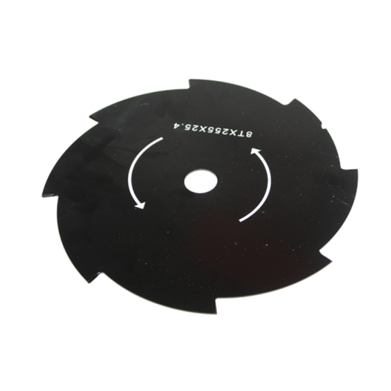 Disc motocoasa Campion, 255 x 25.4 mm, 8 T shopu.ro