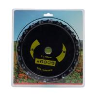 Disc motocoasa cu dinti tip lant drujba Ieto Campion, 230 mm, 10.000 RPM
