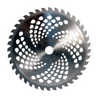 Disc motocoasa cu dinti vidia Craft Tec, 255 mm, 40 T