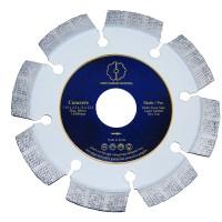 Disc diamantat pentru beton dur Tu-dee Diamond, 125 x 22.2 mm