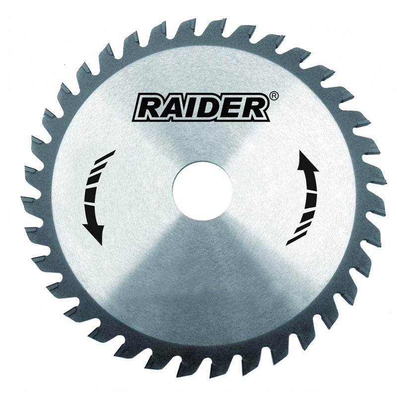 Disc taiere aluminiu Raider, 255 x 25.4 mm, 100 T shopu.ro