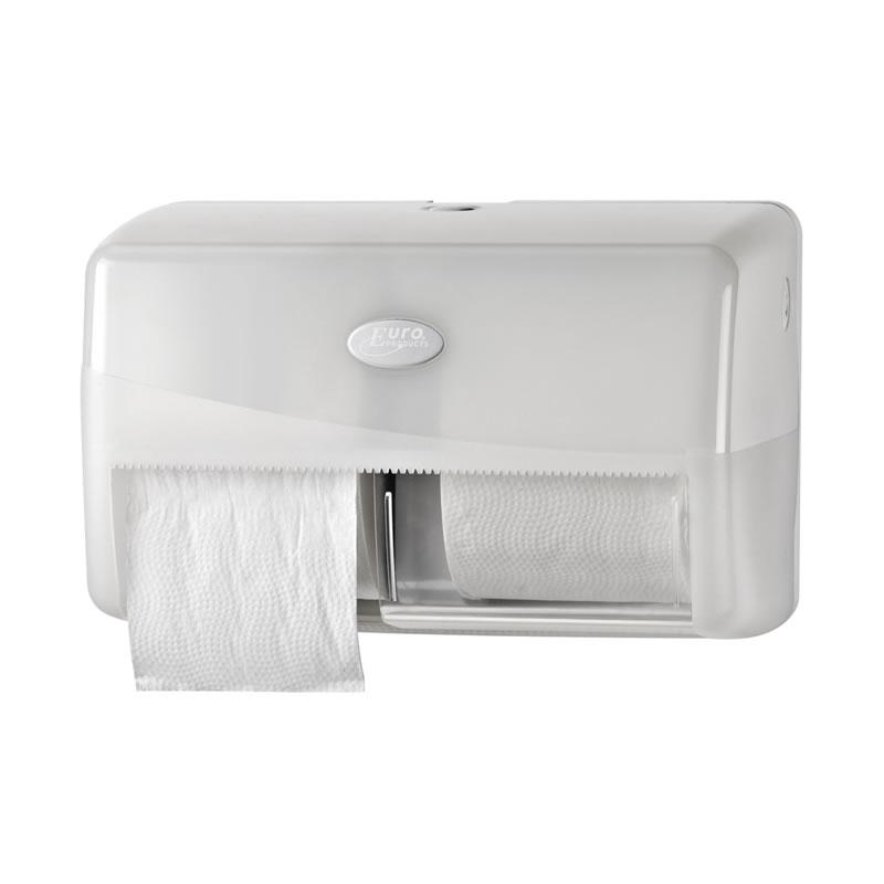 Dispenser hartie igienica DUO Herzkraft, Alb 2021 shopu.ro