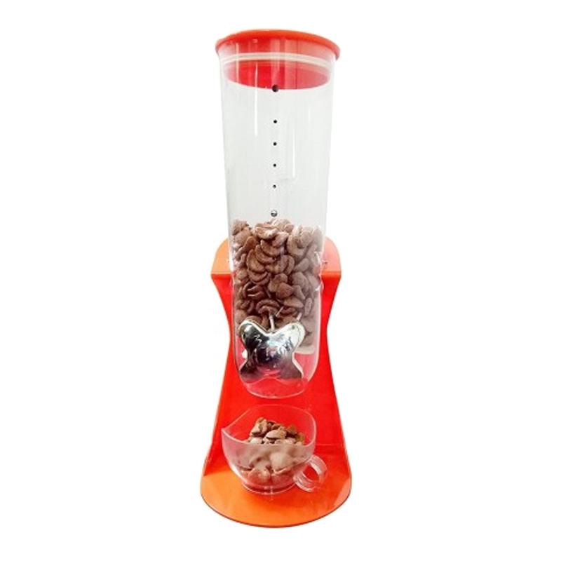 Dispenser simplu pentru cereale, ceasca inclusa