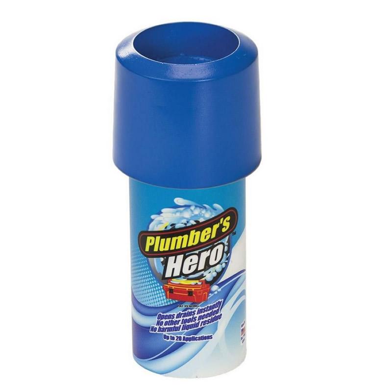 Dispozitiv pentru desfundat scurgerile Plumber Hero