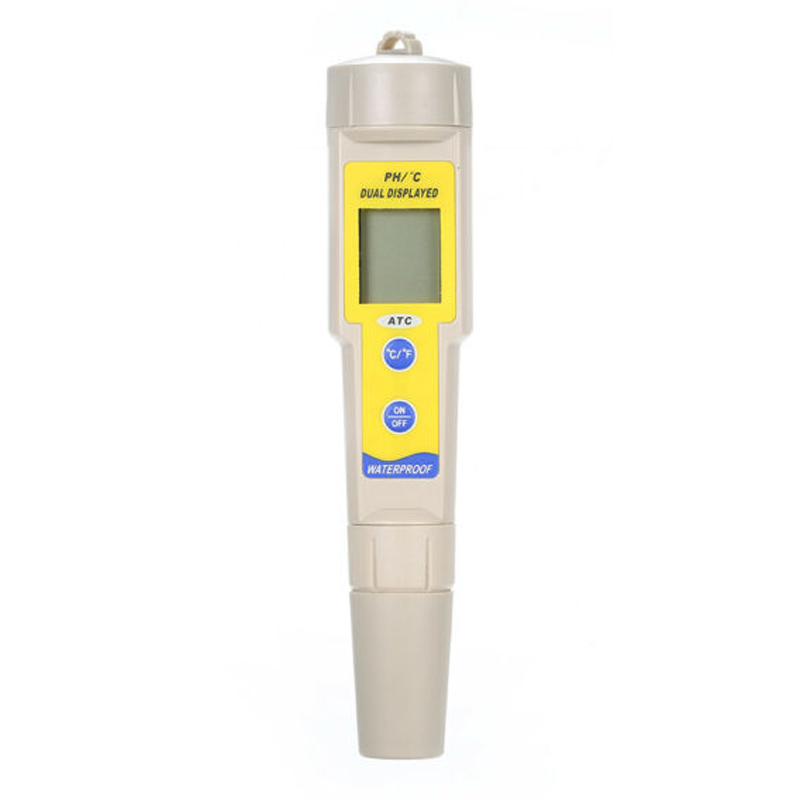 Dispozitiv pentru masurare PH/temperatura pentru lichide 2021 shopu.ro