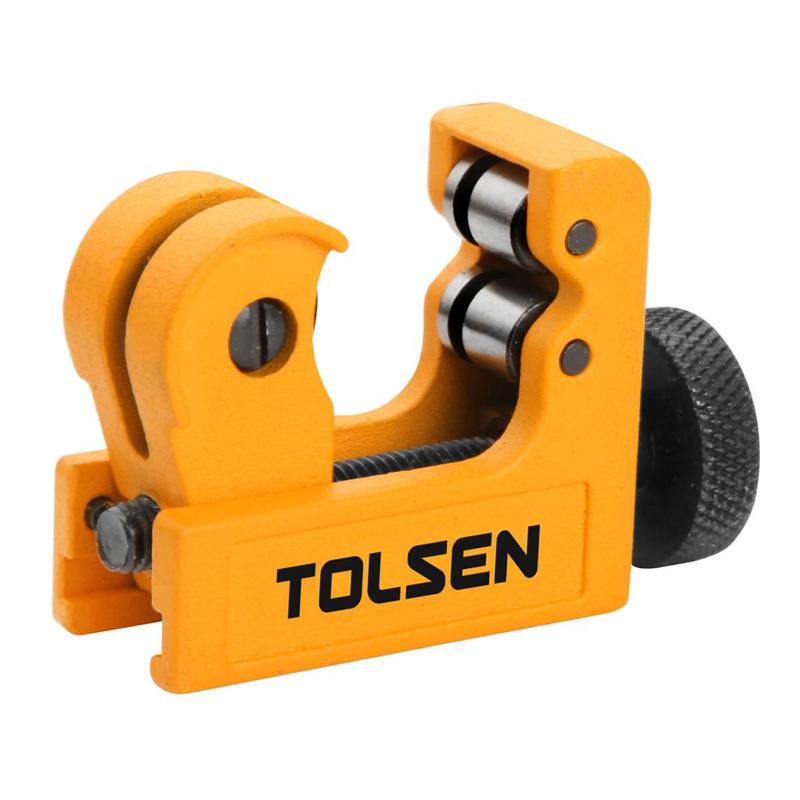 Dispozitiv pentru taierea tevilor Tolsen, 3-32 mm, tip menghina