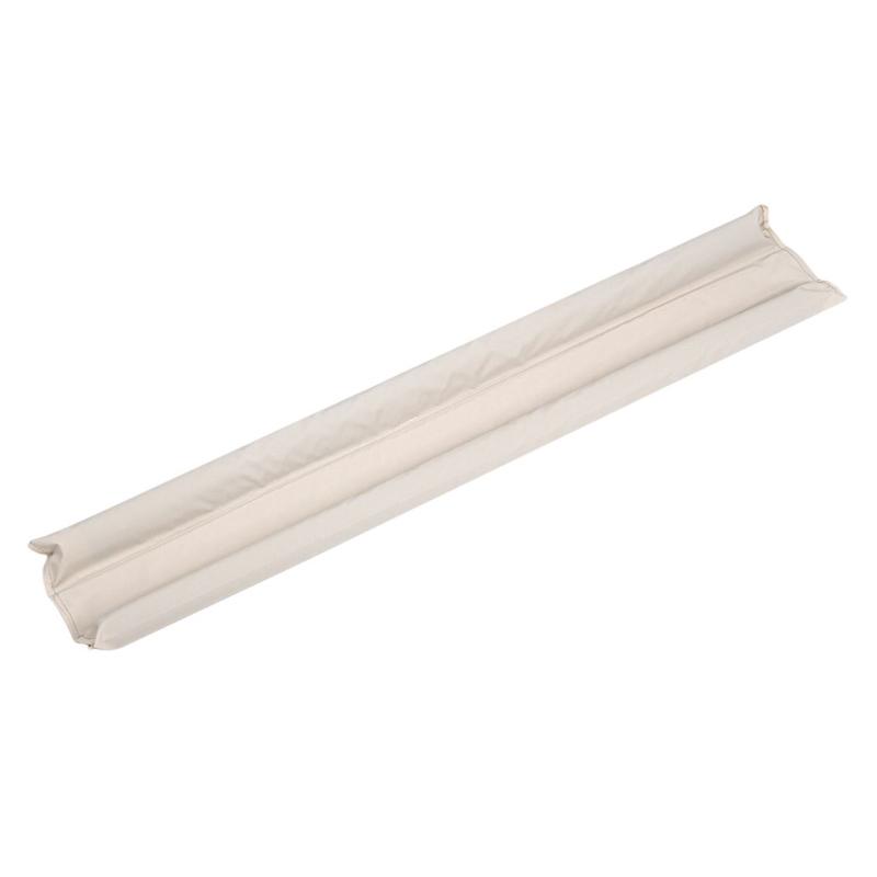 Dispozitiv protectie usi anti-curent, 78 x 12 cm, Bej 2021 shopu.ro