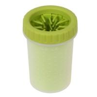 Dispozitiv silicon pentru curatarea labutelor Soft Gentle Foot Wash, model mic