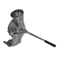 Dispozitiv pentru curatat porumb, 30 x 22 x 13 cm, aluminiu