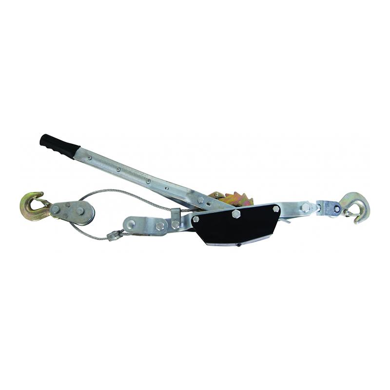 Dispozitiv strangere cu scripete Gadget, 4.5 mm x 1.75 m, maxim 2 t, metal