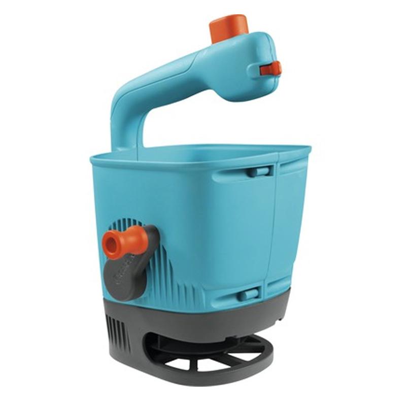 Distribuitor manual Gardena, latime 40 mm, maner ergonomic 2021 shopu.ro