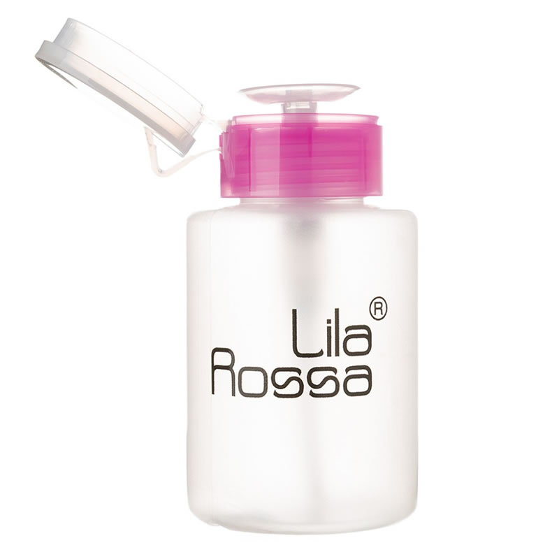 Dozator acetona Lila Rossa, 120 ml, plastic