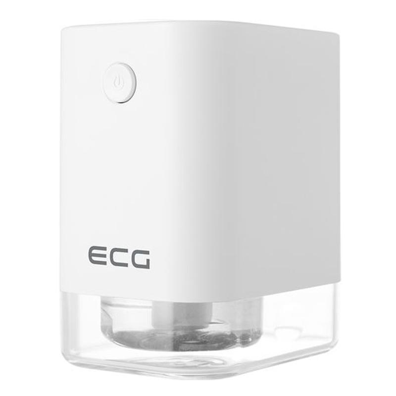 Dozator cu pulverizare pentru dezinfectare ECG, 45 ml, USB, senzor infrarosu 2021 shopu.ro