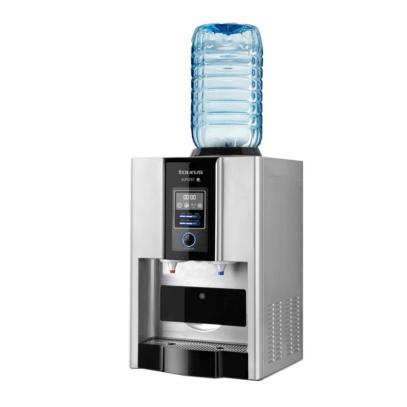 Dozator de apa Taurus, 650 W, 18 l, 3 trepte temperatura, functie cuburi de gheata 2021 shopu.ro