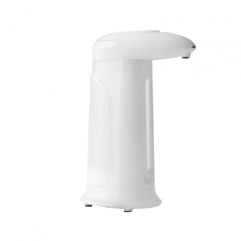 Dozator automat de sapun lichid Vog und Arths, 360 ml, plastic, Alb shopu.ro