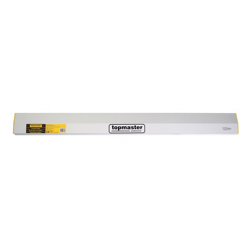 Dreptar aluminiu trapezoidal Top Master Pro, 2500 mm