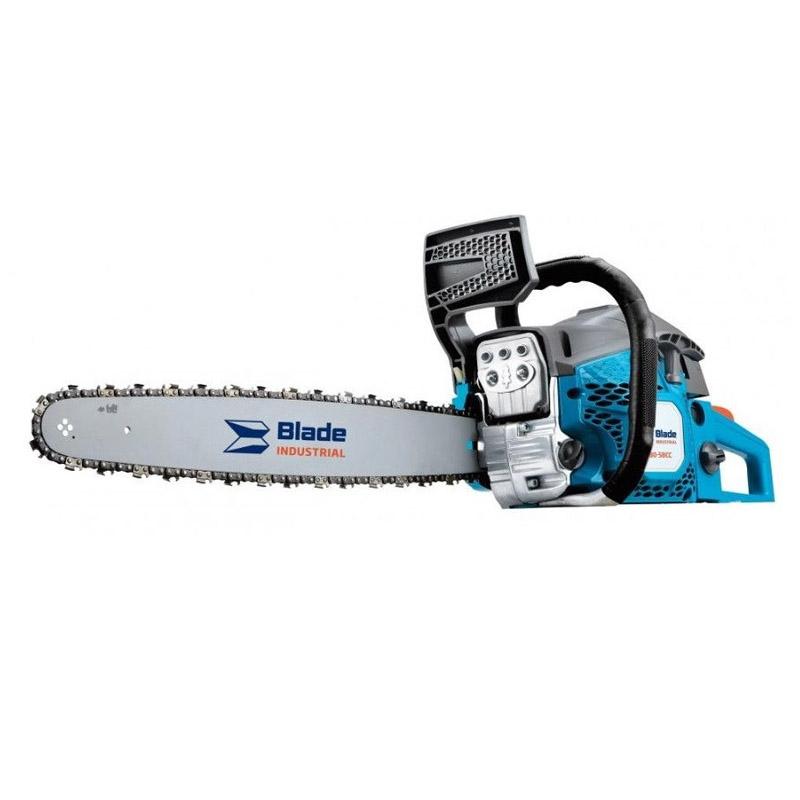 Drujba Blade Industrial, 2500 W, 36 dinti, motor 2 timpi, lama 45 cm, accesorii incluse shopu.ro