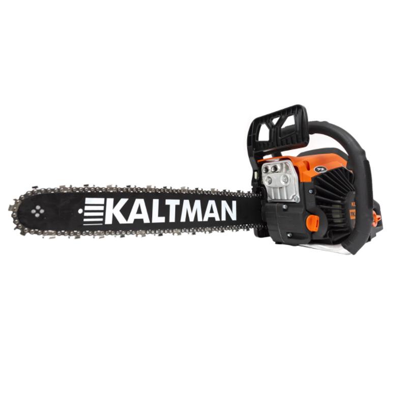 Drujba benzina Kaltman KC-3600, 3.6 kW, 5.2 CP, 600 ml, lama 45 cm, 8500 rpm, aprindere electrica shopu.ro