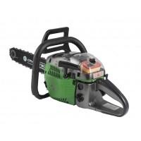 Drujba pe benzina Craft-Tec CT-5000, 5 CP, 52 CC, 2800 rpm, rezervor 680 ml, 2 lame, 2 lanturi