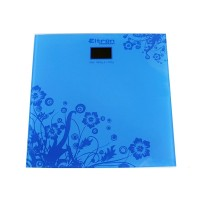 Cantar de baie Eltron, 180 kg, LCD, Albastru