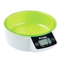 Cantar de bucatarie Eltron, 5 kg, LCD, Verde