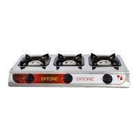 Minigaz GPL Ertone, 3 arzatoare, aprindere electronica