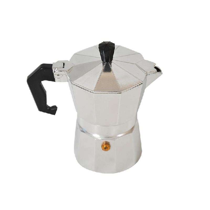 Infuzor pentru cafea Ertone, 12 cesti, aluminiu