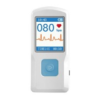 Electrocardiograf portabil Contec PM10, conectare USB, Bluetooth