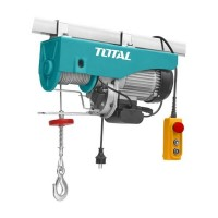 Electropalan electric Total, 1600 W, maxim 1000 kg, protectie termica