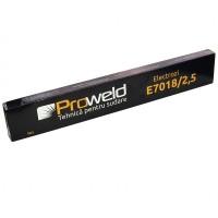 Electrozi bazici ProWeld E7018, 2.5 mm, 1 kg