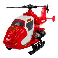 Elicopter Rescue Me Action Copter, 3 x AA, sunet si lumini