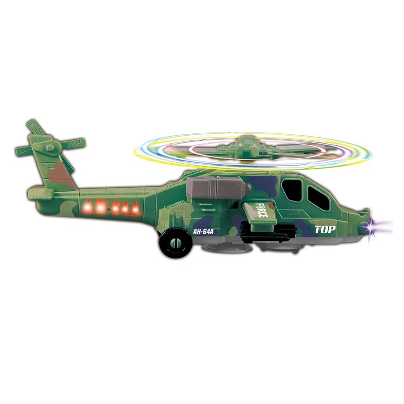 Elicopter cu lumini Sky Bump & Go, 3 ani+ 2021 shopu.ro