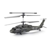 Elicopter Black Hawk UH-60, raza 40 m, 3D, telecomanda
