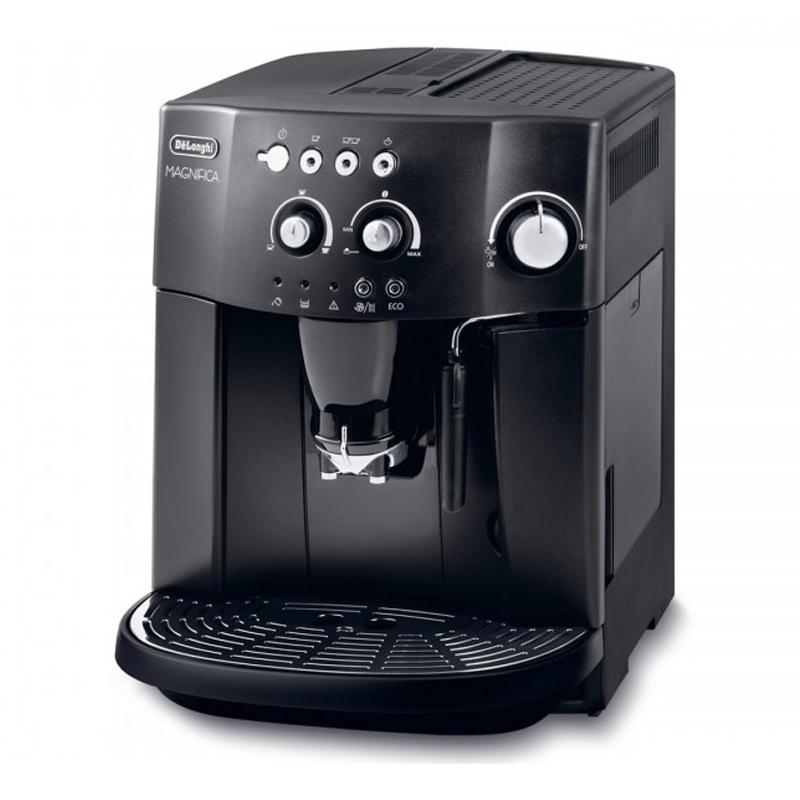 Espressor automat DeLonghi Caffe Magnifica, 1450 W, 1.8 l, 15 bar, 200 g, Negru 2021 shopu.ro