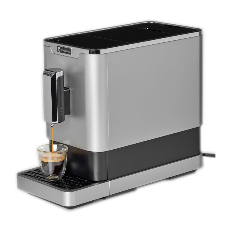 Espressor automat Studio Casa Diva Deluxe, 1479 W, 1.1 l, 19 Bar, functie Eco 2021 shopu.ro