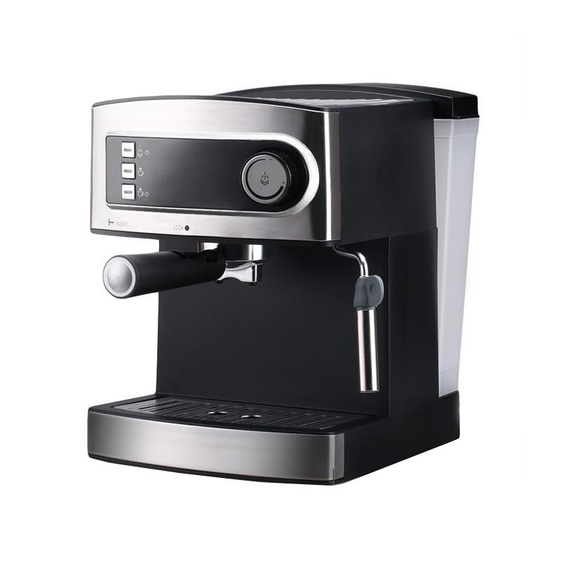 Espressor cafea Baoow CM6823, 850 W, 1.6 l, Argintiu 2021 shopu.ro